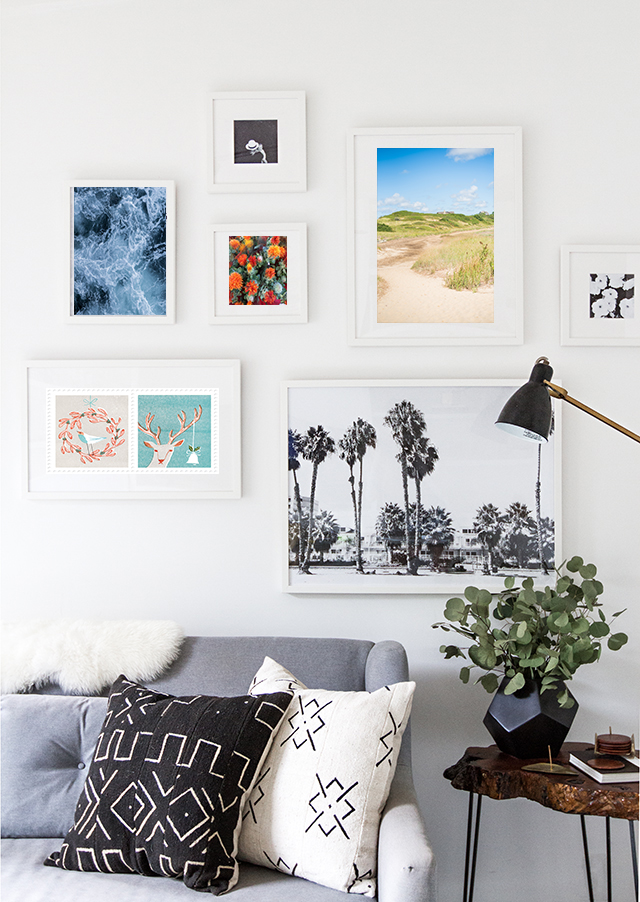 gallery wall design-kateuhry