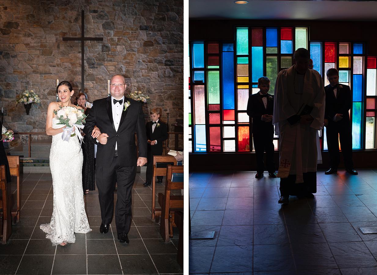 Sara & Mark Greenwhich CT wedding