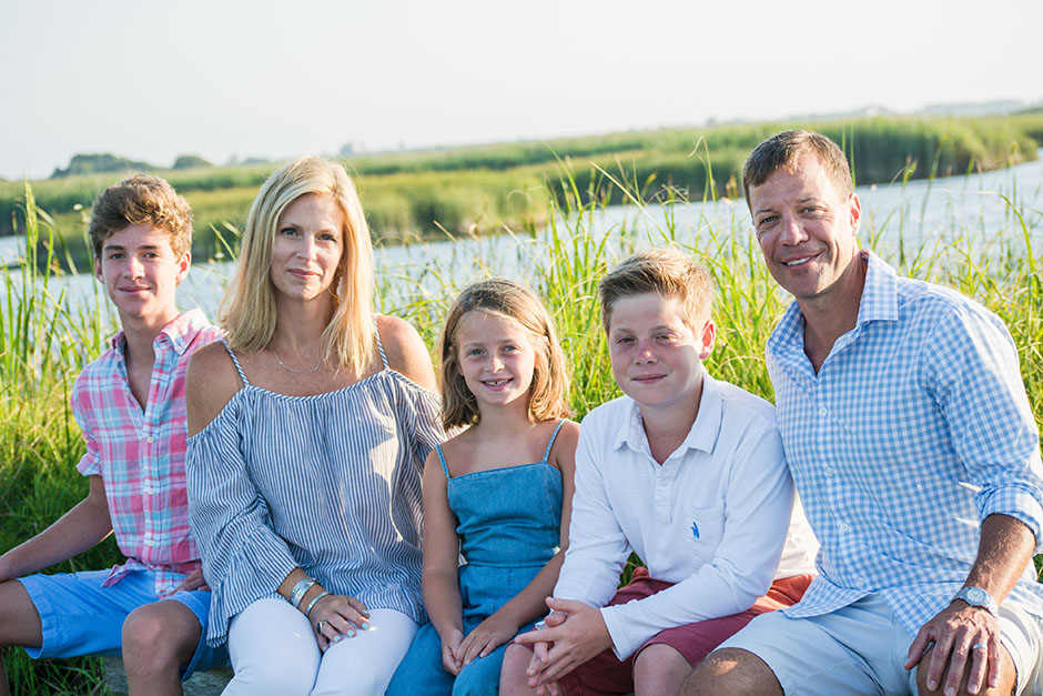 Nantucket family session