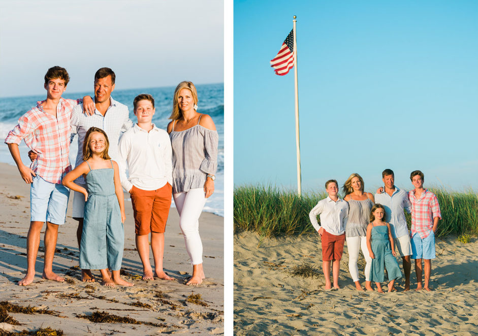 Family session on Nantucket -Kate Uhry photo