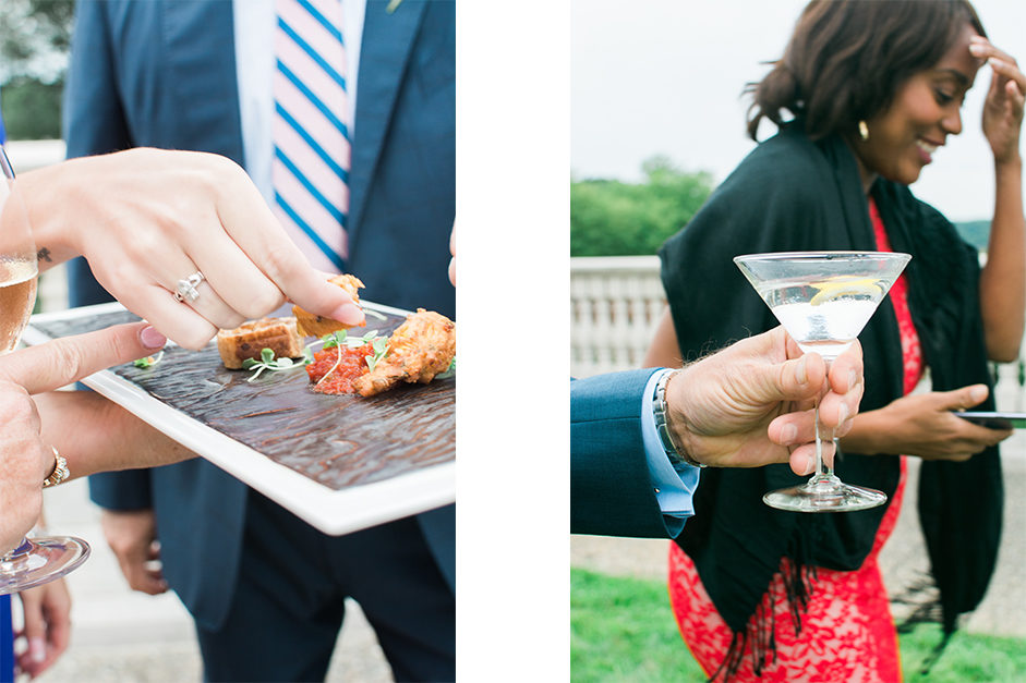 Culinary Art Institute wedding