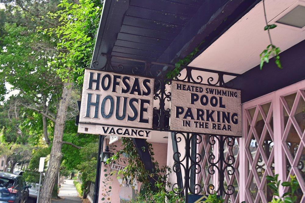 Hofsas House, Carmel-by-the-Sea.