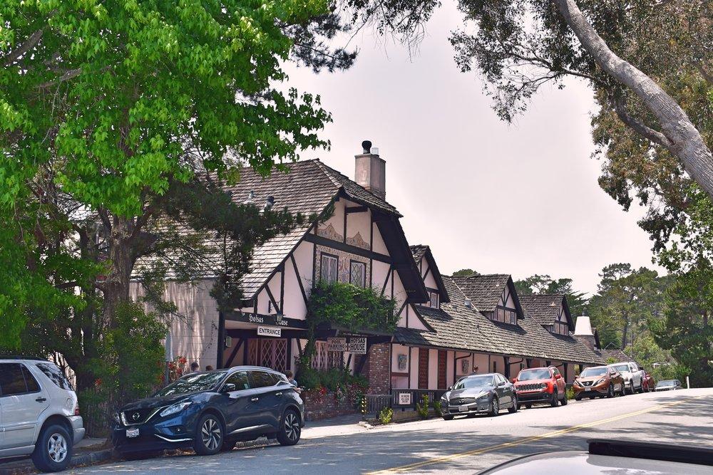 The beautiful Hofsas House.