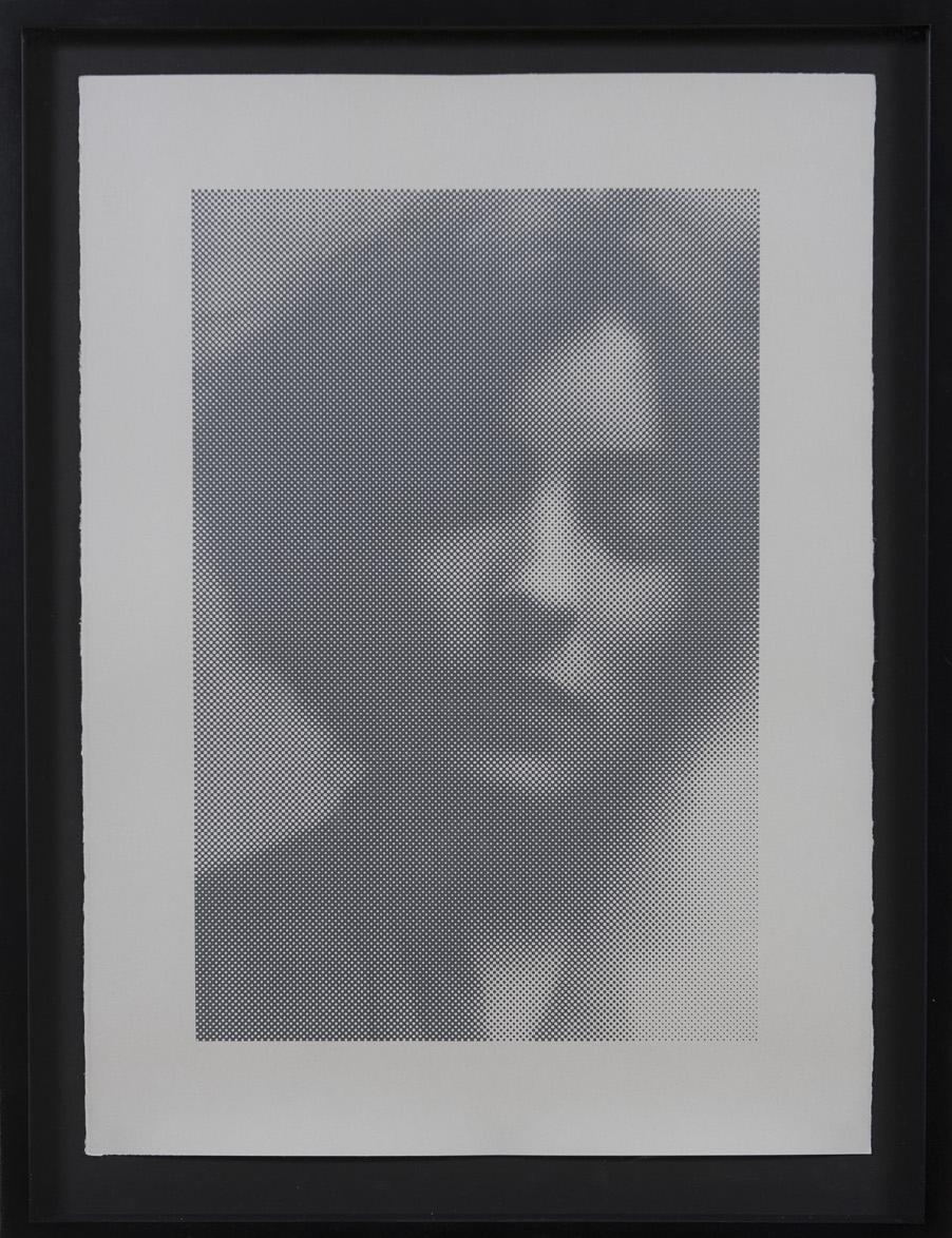 Image: Kathleen Ritter, MinaLoy, serigraph on Magnani Pescia paper. 56x76cm, 2014. Photo by Paul Litherland.   LINK HERE:    http://accessgallery.ca/exhibitions/somespontaneousparticularsexhibit/