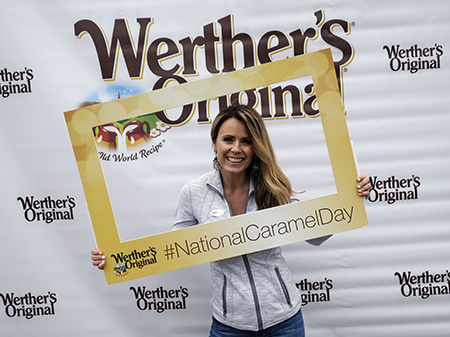 #NationalCaramelDay. AJ Mast/Invision for Werther's Original via AP