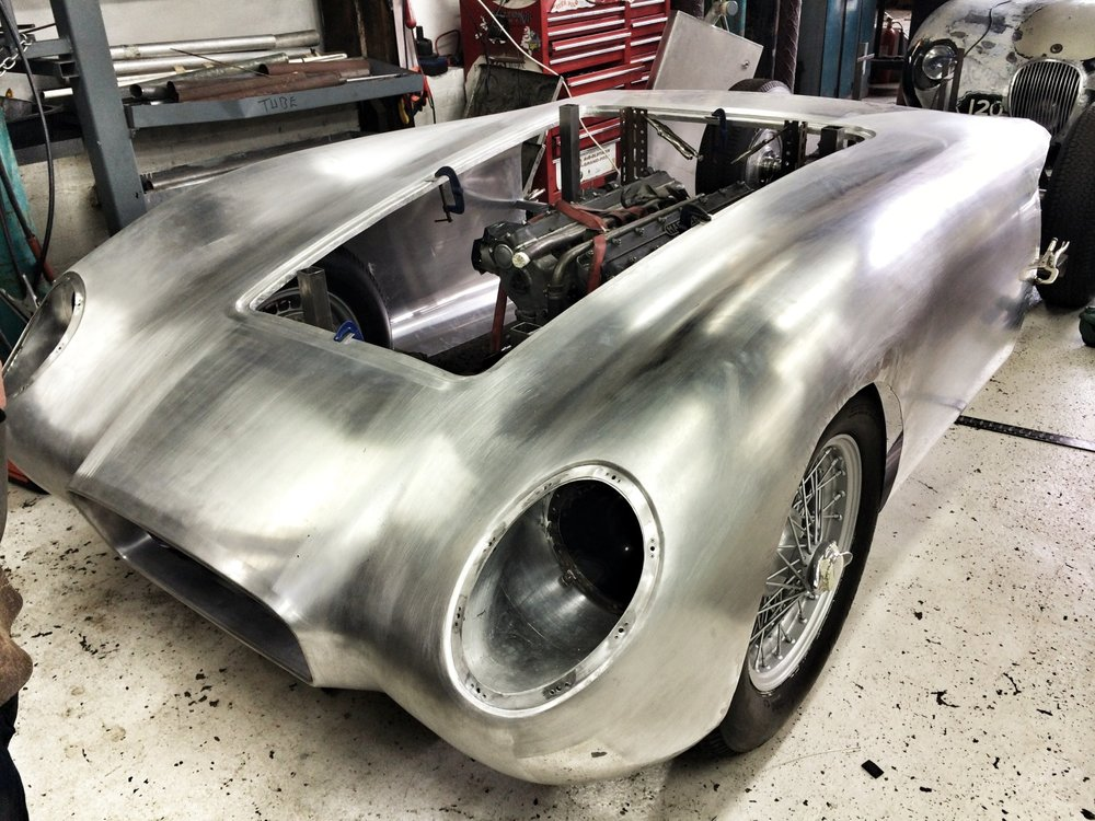 1956 Talbot Maserati