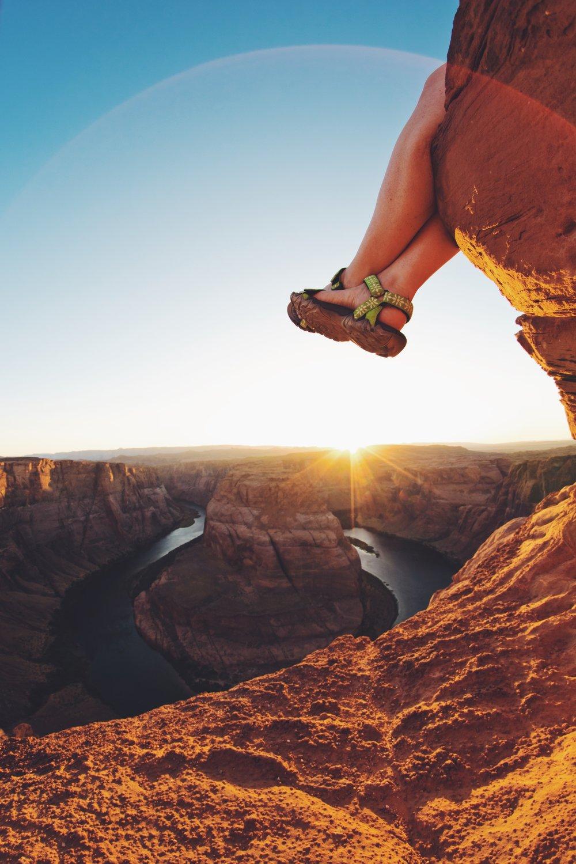 Chaco Footwear - Horseshoe Bend - Arizona