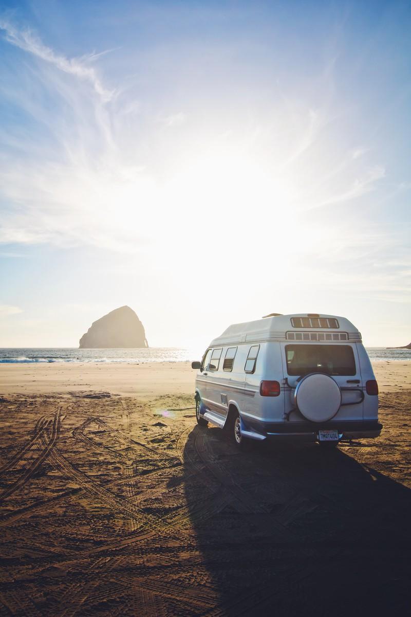 #vanlife - Cape Kiwanda - Oregon