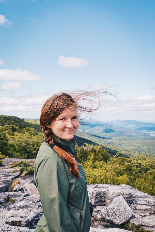 Bear Rocks - West Virginia