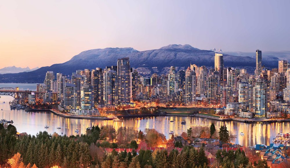 VANCOUVER, BC -
