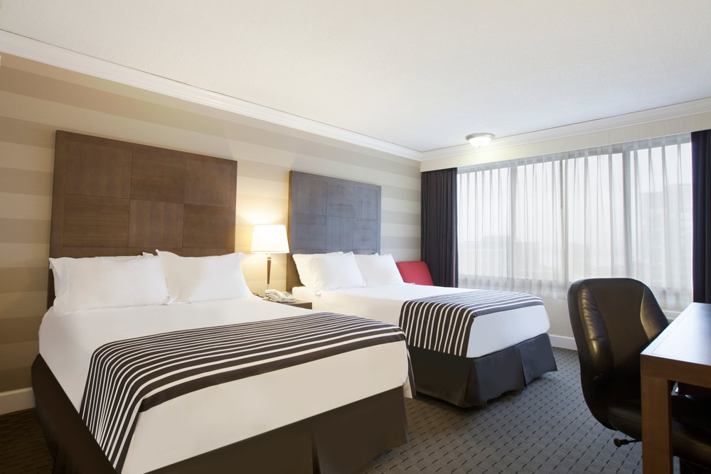 VANCOUVER, BC - With over 25,000 guest rooms, Vancouver accommodations are sure to suit any traveller's budget and tastes