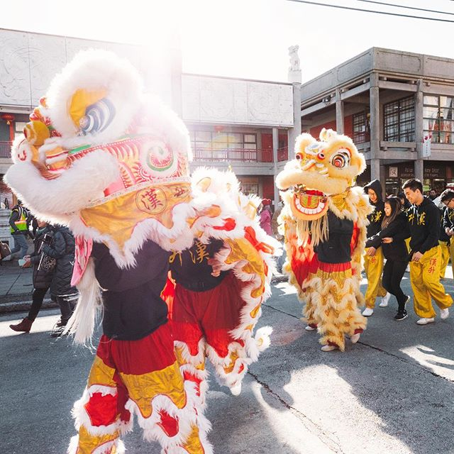 Happy Lunar New Year! 🏮🧧🎊 Wishing everyone a year of happiness, health and good fortune.  Join us at the annual Vancouver Chinatown Spring Festival Parade on February 10. #LunarFestivalBC