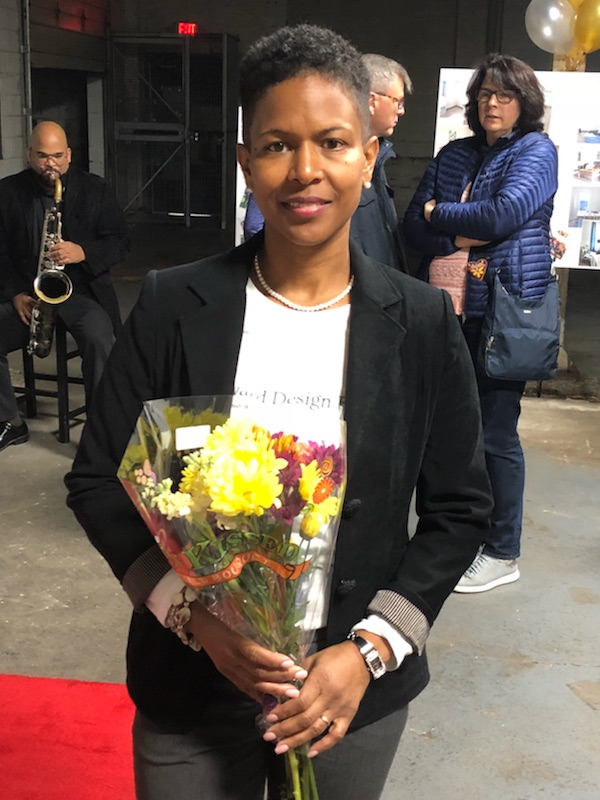 Dionne holding flowers 2.jpg