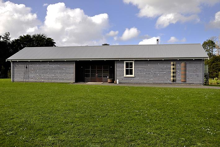 The Vivian Gallery in Matakana