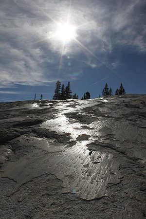 UCSC: Study reveals structures in glacial polish