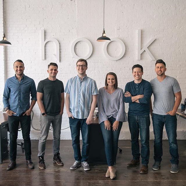 And just like that, we're a team of six. Stay tuned, we'll formally introduce Heather very soon. #hookcreative #digitalagency #agencylife #creatives #downtownsgf