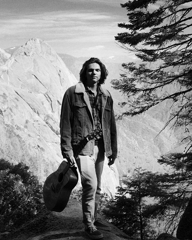 acoustic guitars, mountains, long hair white guy and folk rock. 2018 is all about breaking new ground...