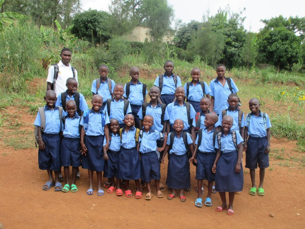 Bugesera kids in Unifor 2018.jpg