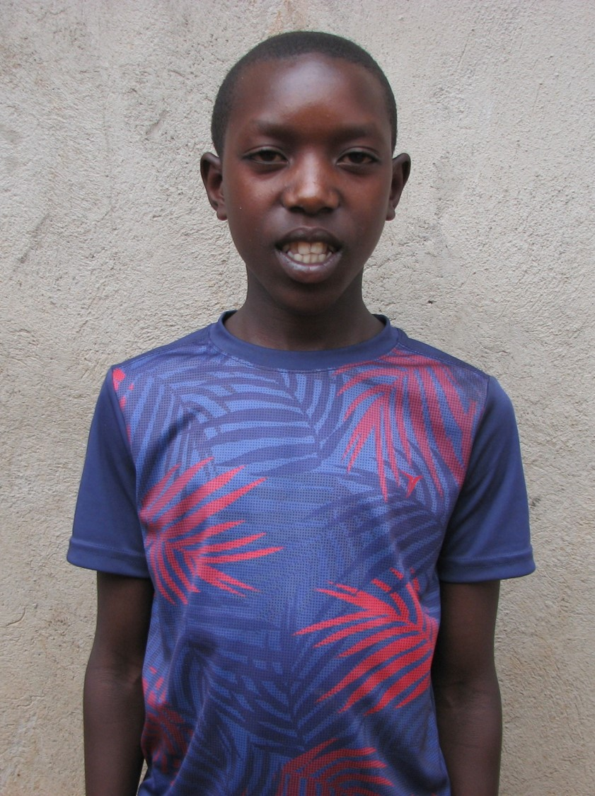 Samuel Tuyizere  Born in 2006   Samuel lives with his parents who are struggling to support him and his 2 sisters as well as his niece and nephew. His mom has epilepsy and other health problems. They live in poverty due to limited land for farming. Their situation is such that they cannot afford to send Samuel to school. Your sponsorship will provide Samuel with an education, nutritious food and hope for a brighter future