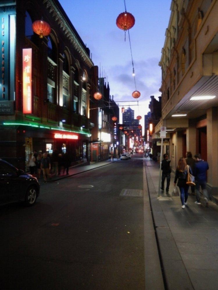 Chinatown - Melbourne Australia
