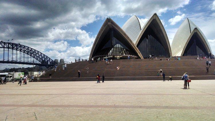 Sydney Opera House - Sydney, Australia
