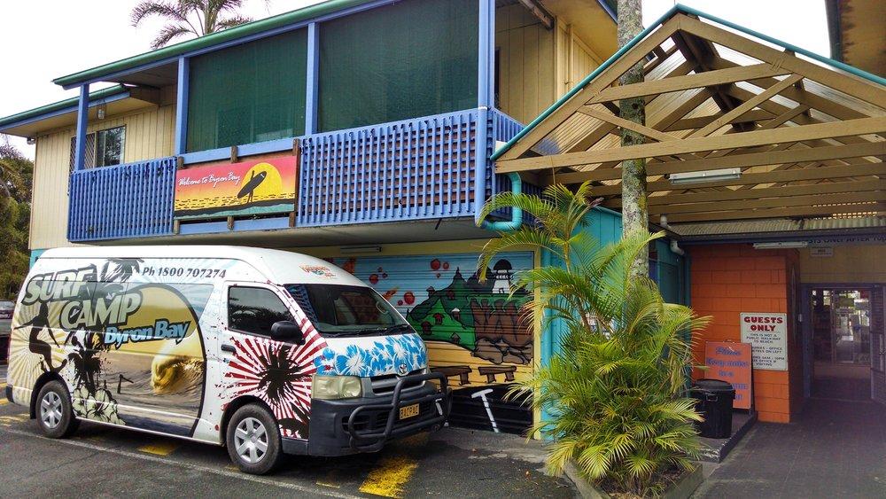 shay hostel
