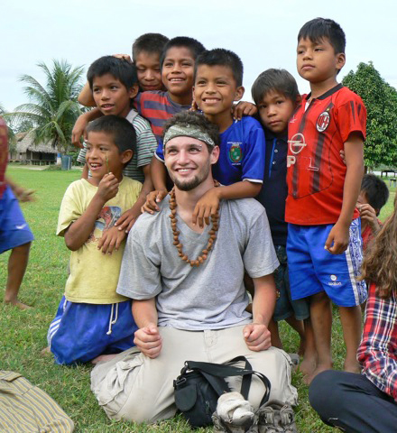 Peru student with boys P1160447.jpg