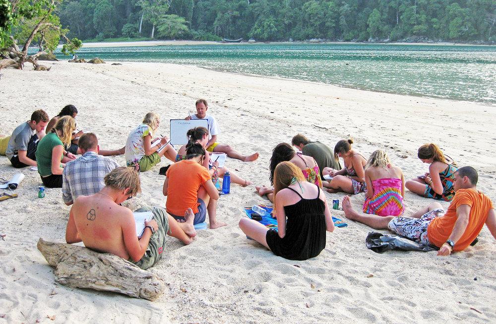 WS Thailand Surin Island class meeting.jpg