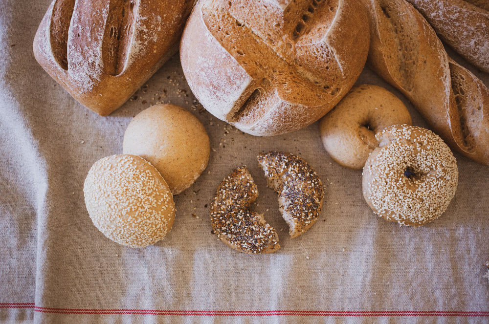 The Purist Pantry Bread Collection