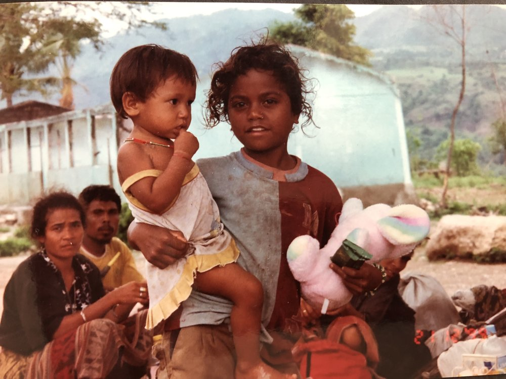 An amazing insight into people resilience in the face of war and destruction - The enclave Oecussi East Timor
