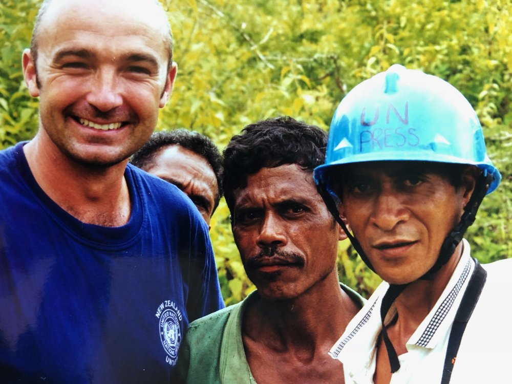 """Meet """"hardhat"""", what he and his village went through is astonishingly sad and an incredible story into community resilience"""