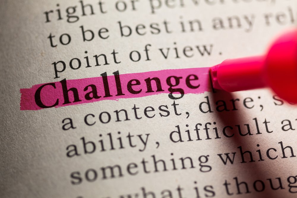 Challenge your team - Challenge your thinking - make change happen. Be the enabler