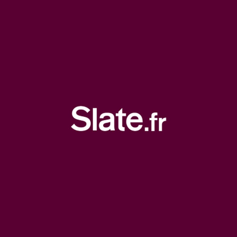 SLATE– FRANCE – 2016