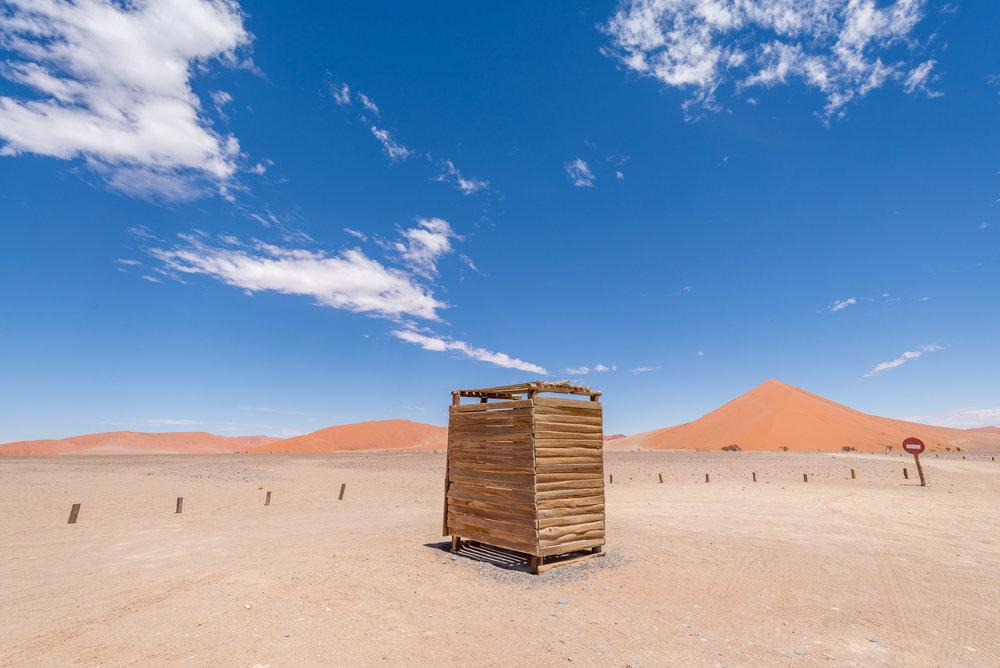 Namibian Port-a-Loo