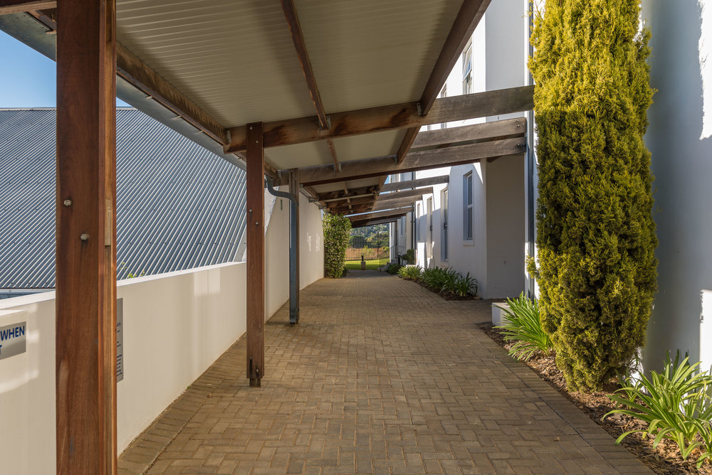 The  Protea Durbanville . Clean and safe, but with cramped rooms, little sound-proofing, and a good bit of noise.