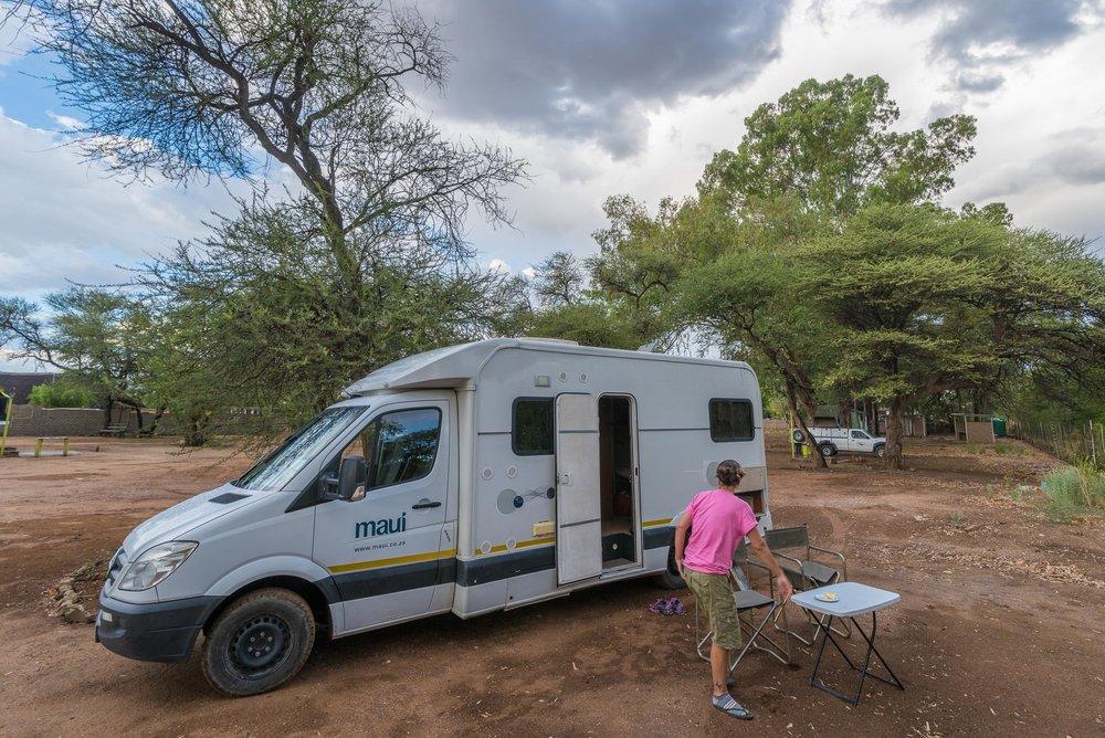 Acacia Park Campground