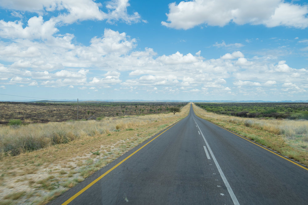 The Road to Outjo