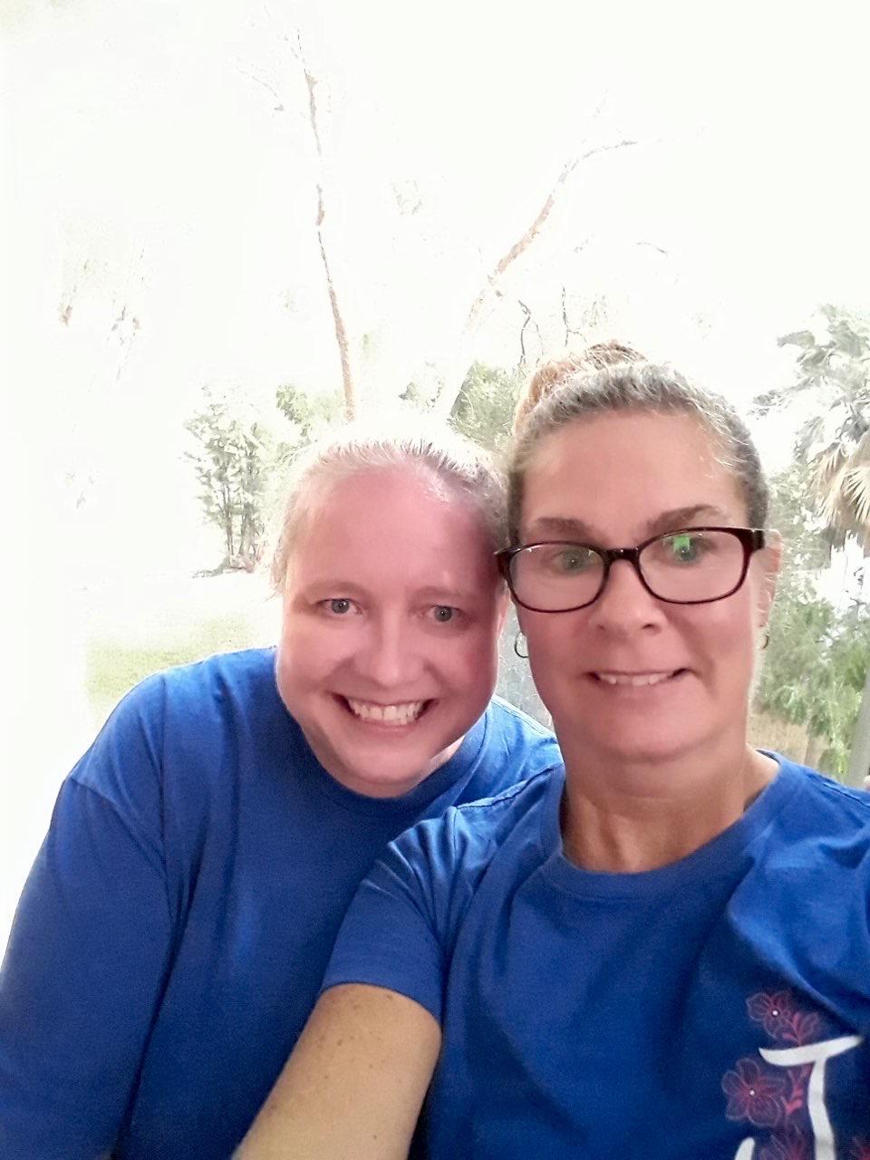 Lori & Norah (Djibouti)