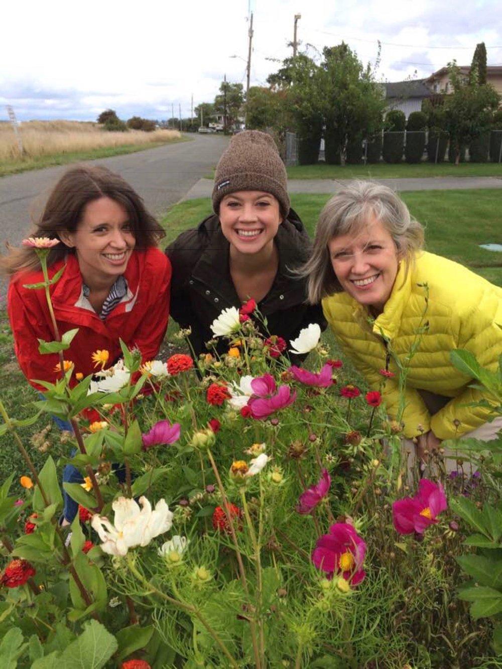 Ellen, Janet, & Jane (Camano, WA)