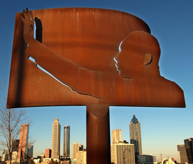 Visit Atlanta history... -