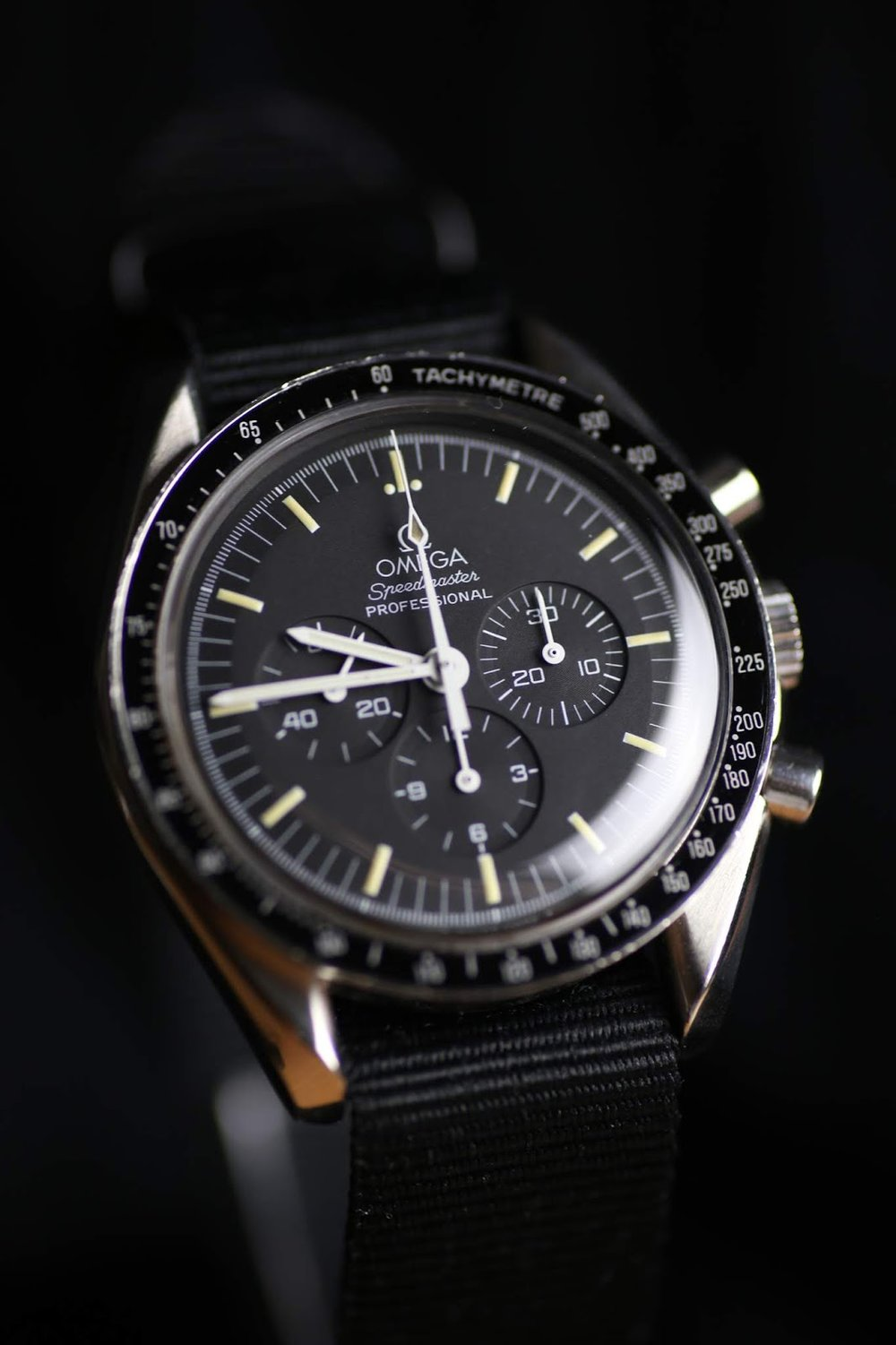 Omega Speedmaster 3590.50 Watch Vault Face 2.JPG