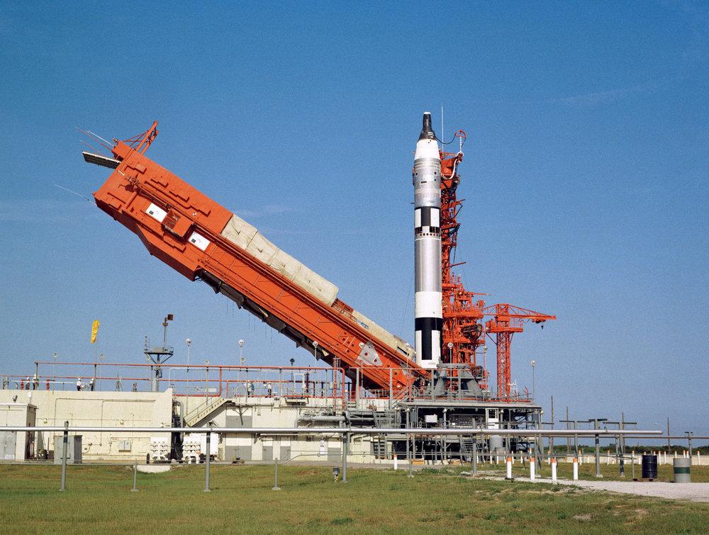 LC-19, 1965 (Photo: NASA)