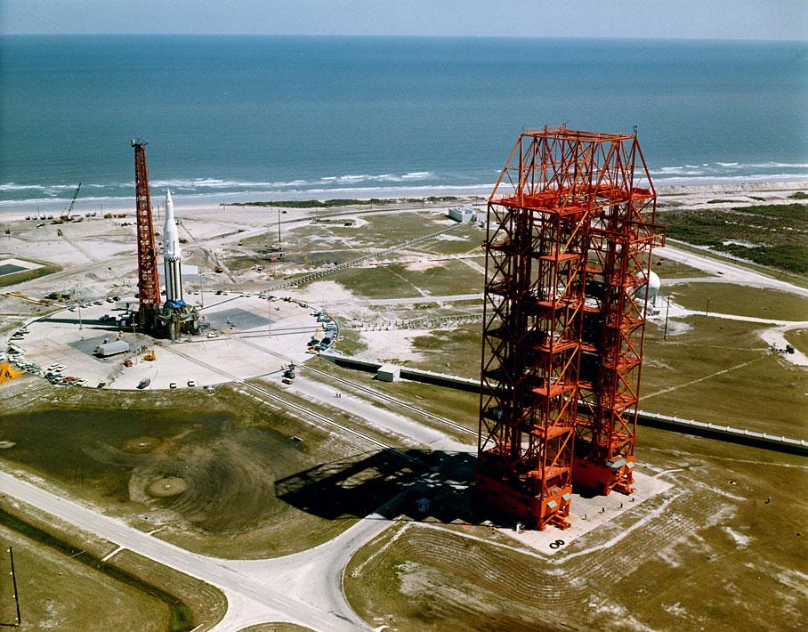 LC-34, 1963 (Photo: NASA)