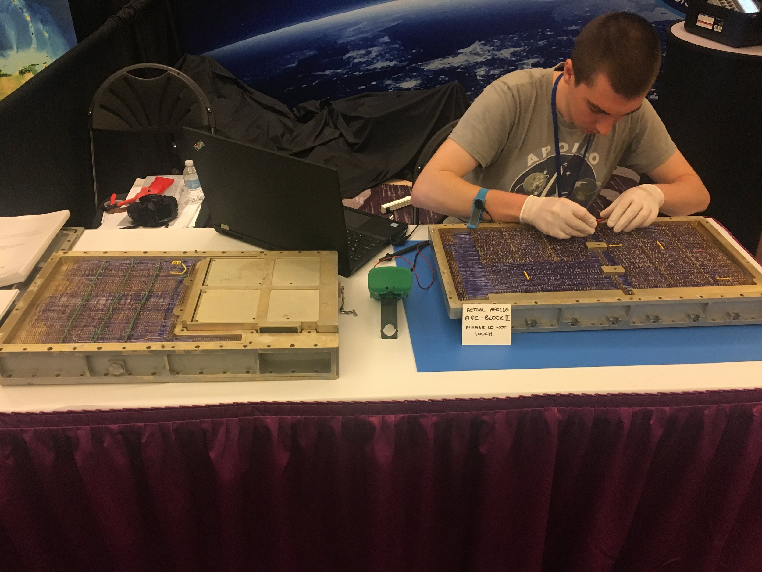 For Future Generations: Preserving the Apollo Guidance Computer ...