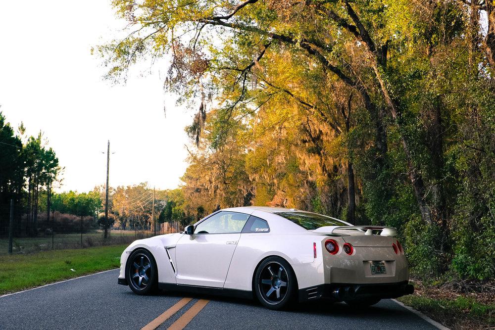 2015 Nissan GTR (Premium)