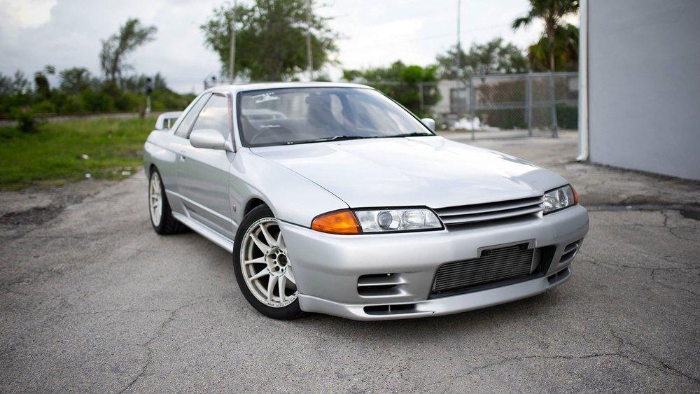 1992 R32 GTR