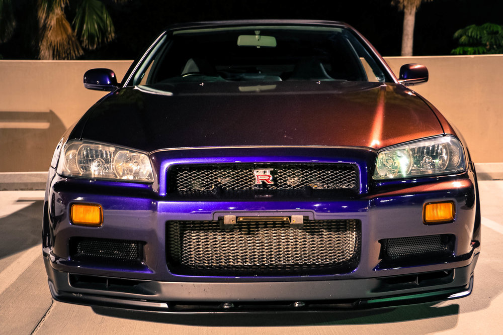 2000 R34 GTR V-Spec