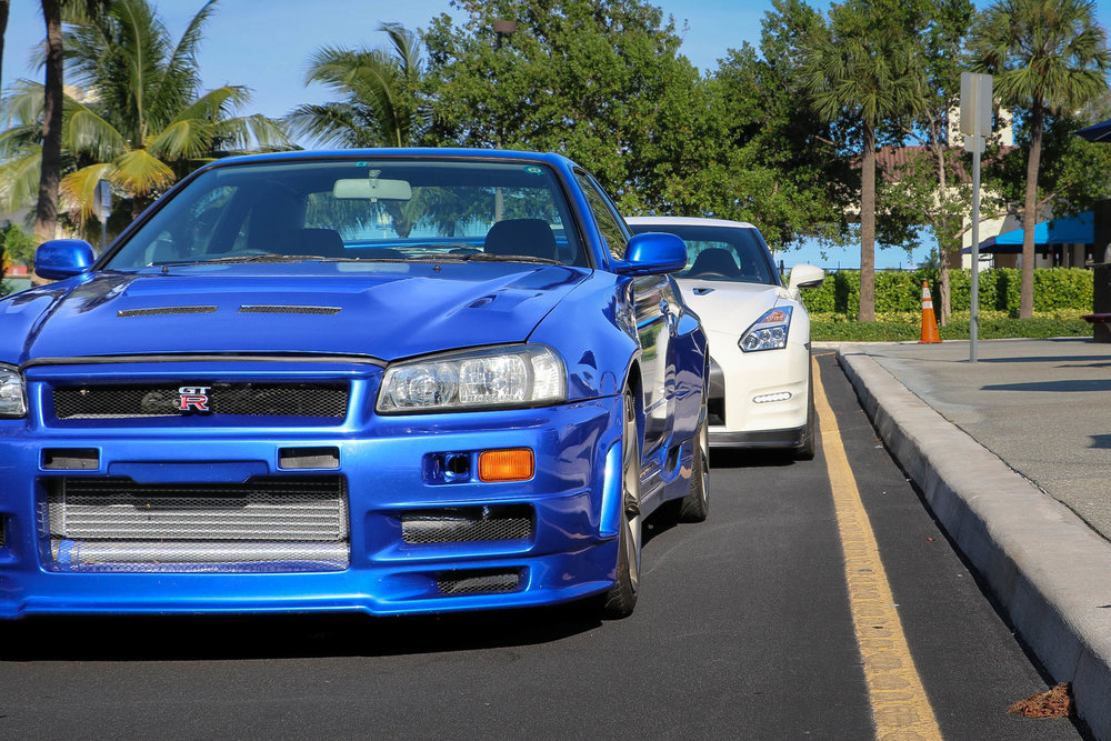 1998 R34 GTT