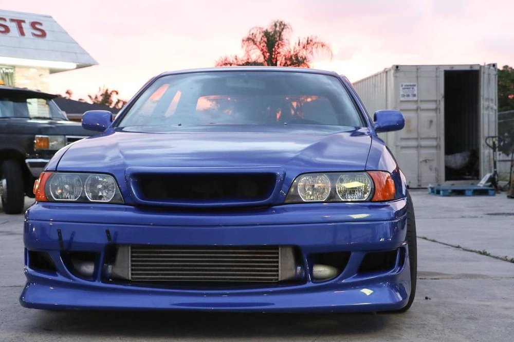 1997 JZX100 Chaser