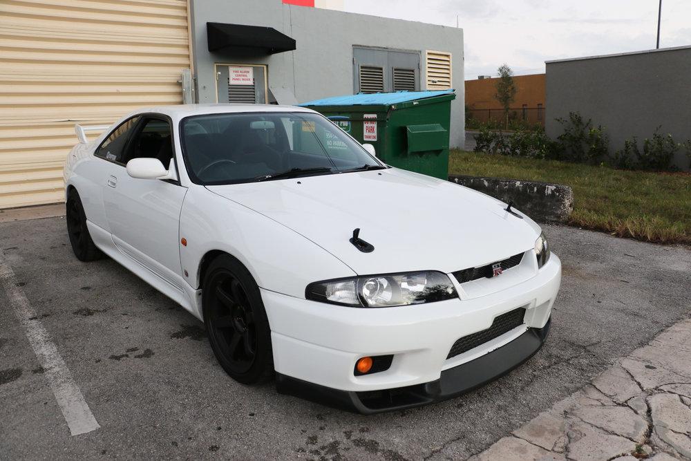 """1997 R33 GT-R """"750hp"""""""